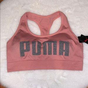 Puma sports bra NWT